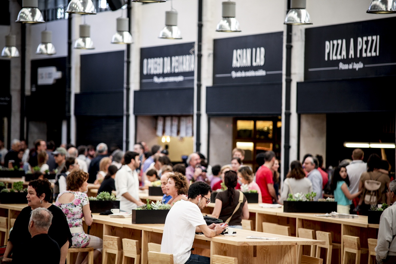 Estrelas da gastronomia portuguesa reúnem-se no Mercado da Ribeira 7c1c55f4e5507
