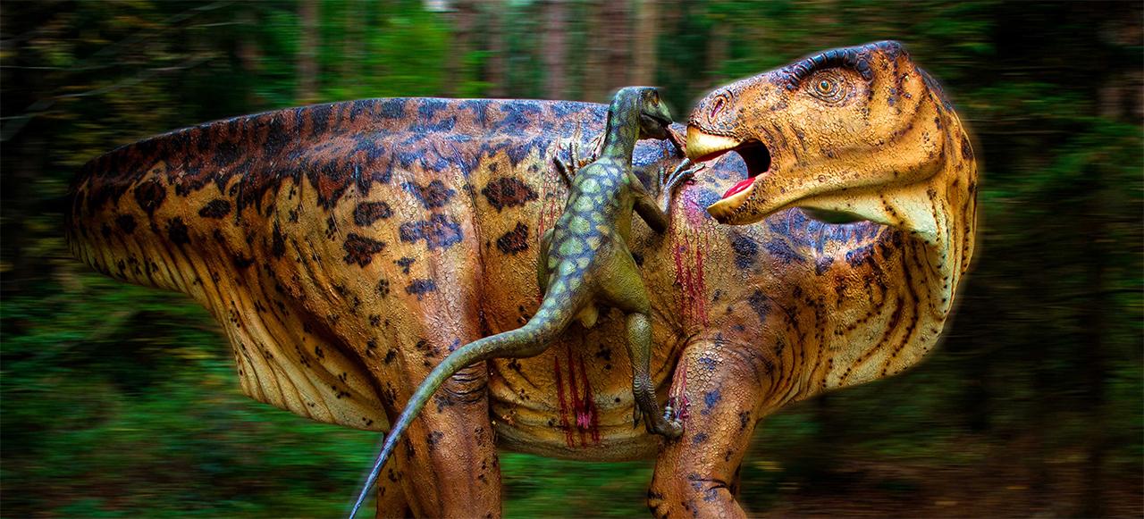 Dino Parque Na Lourinha Tem Dinossauros Reais